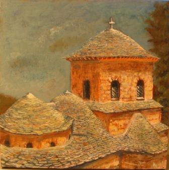 Evangelistra Monastery