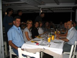 Welcome Dinner at Agnandio