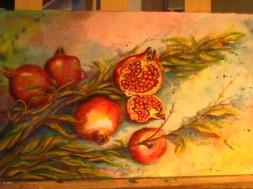 My pomegranates