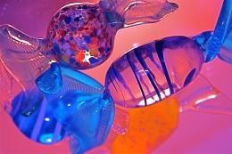 Hand-Blown Murano Glass 'Sweeties'