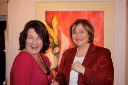 Mary Dillon & Mairi Hoctor