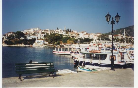 skiathos town 1