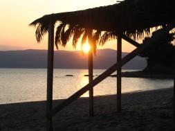 Skiathos sunset