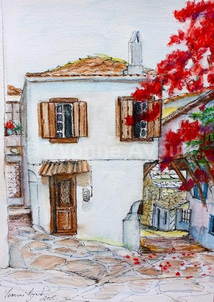 Skopelos house sketch.aspx